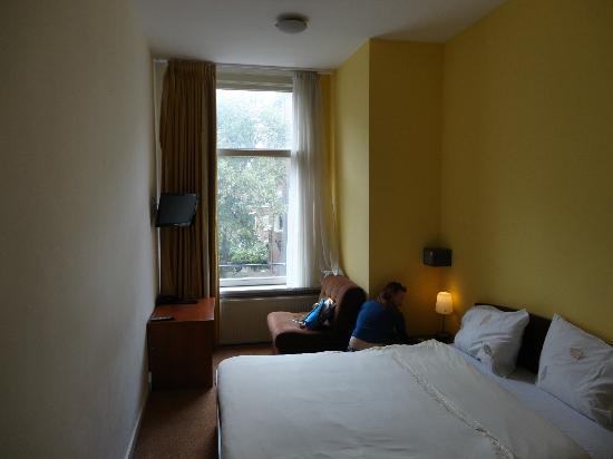 Hotel Wilhelmina: doubleroom