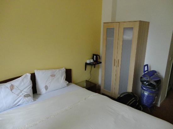 Hotel Wilhelmina: doubleroom too