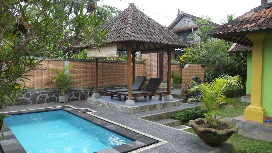 Bali Breeze Bungalows: 東屋