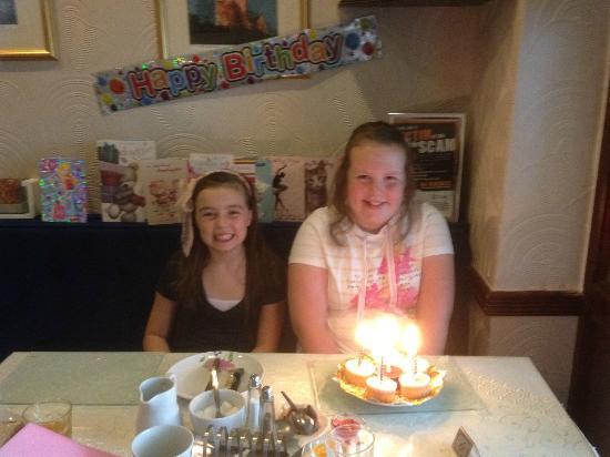 RockDene Hotel: Daughters 10th Birthday
