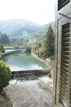 Sul Ponte: view