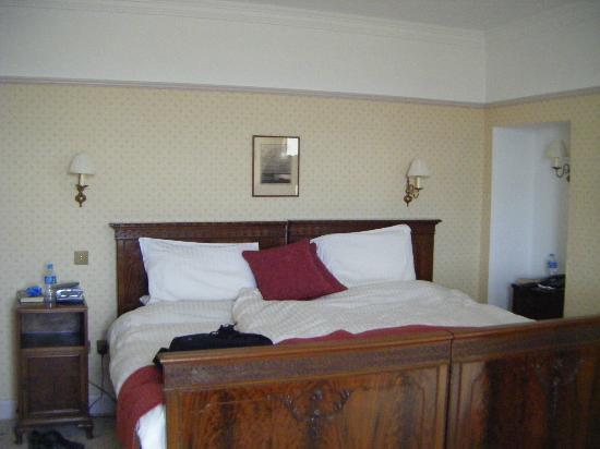 Lynnfield Hotel : Our room