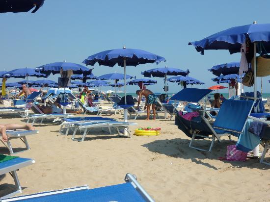 Hotel Portonuovo: Spiaggia