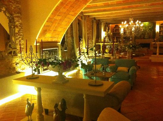Sa Calma Hotel: salon