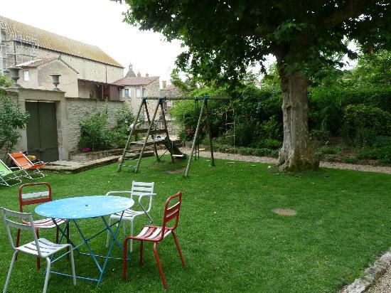 Le Clos de L'Abbaye: Le Jardin