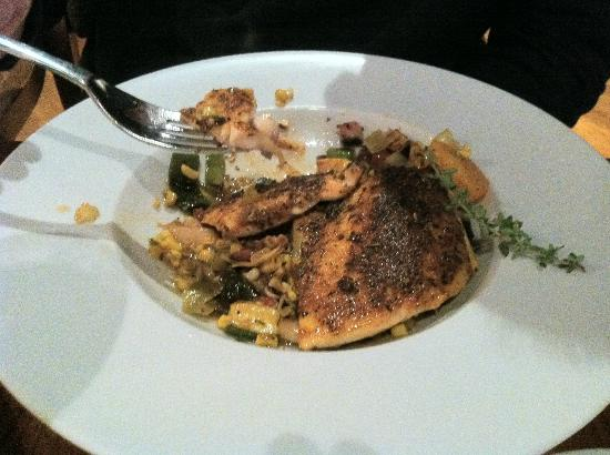 Frogs Leap Public House: Excellently prepared seafood