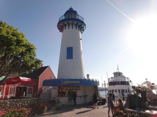 Fisherman's Village: The lighthouse