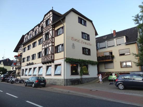 Hotel Traube: Hotelansicht !