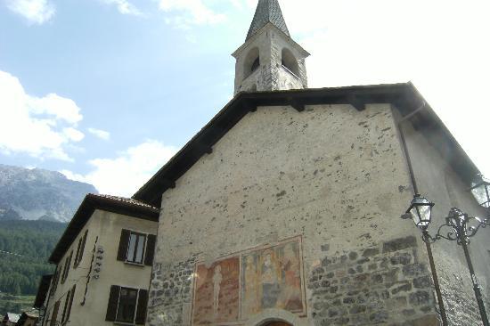 Chiesa di San Vitale: lato A