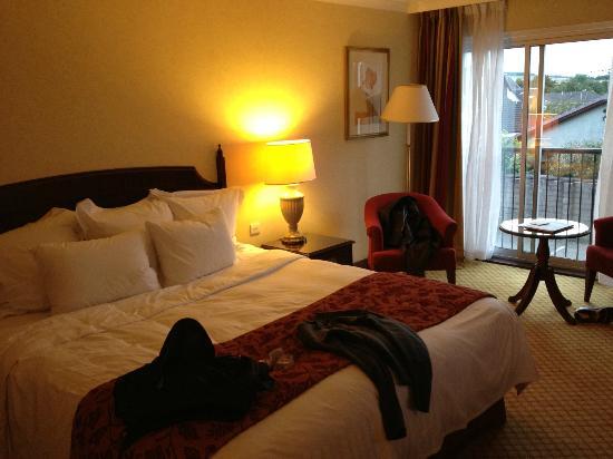 Aberdeen Marriott Hotel: Room