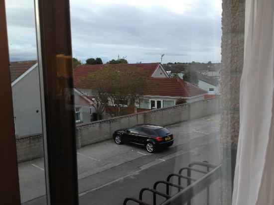 Aberdeen Marriott Hotel: View from Room 260
