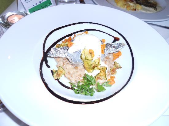 Ortners Eschenhof: Patata ripiena