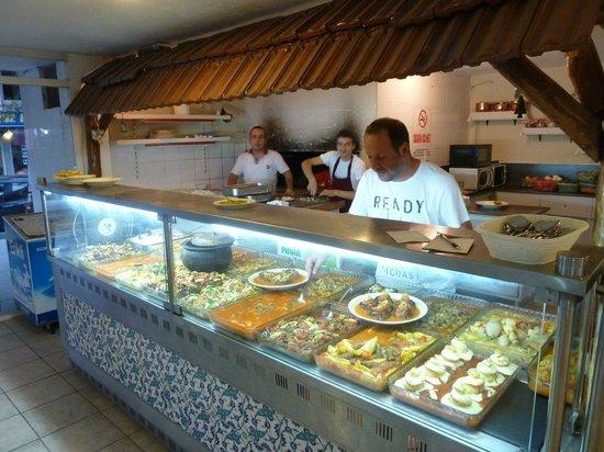 Fuatin Lokantasi: yemeklerimiz