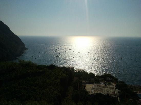 Residence Giardino del Sole: panorama mozzafiato visto dalla camera