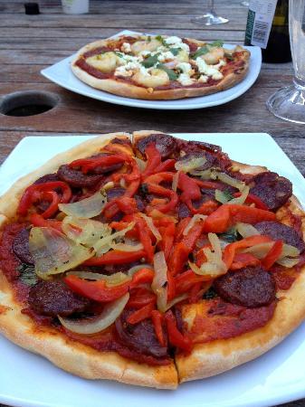 Olio Bello: Pizzas