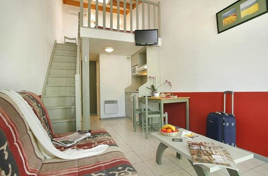 Hotel Resid'Price: Les appartements