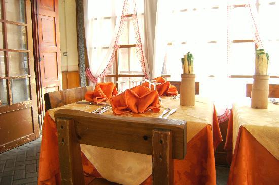 Bar Adalgisa: sala in veranda