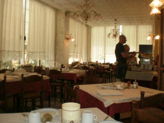 Hotel Laurin: sala ristorante