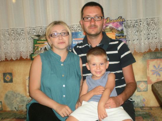 Hotel Laurin: famiglia