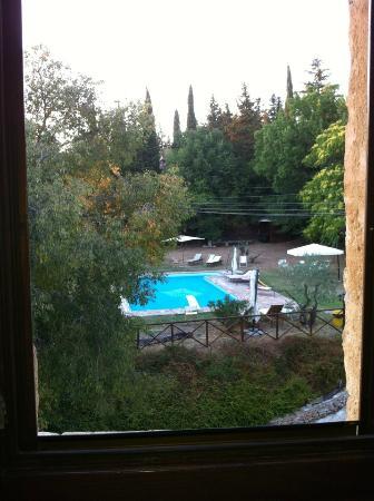 La Maesta: la piscina