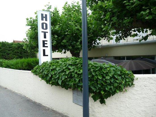 Hotel Restaurant La Chaumiere : Hôtel