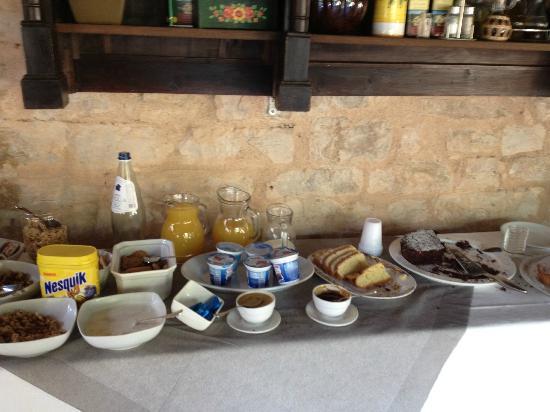 لا ميستا: la prima colazione 