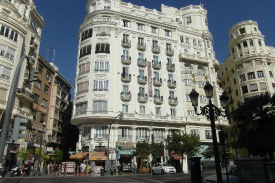 10dfa9aca Front of hotel - Picture of Hostal Venecia