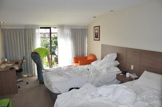 Holiday Inn Auckland Airport: Room