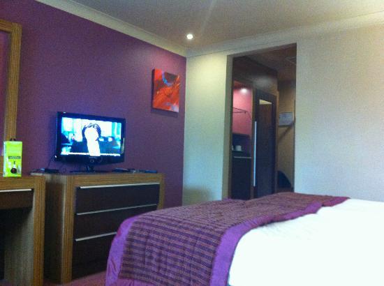 Ashford International Hotel: Our room - great!
