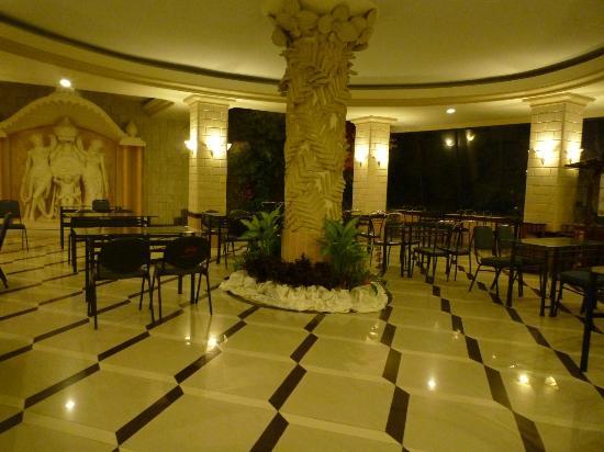 Vanda Gardenia: restoran