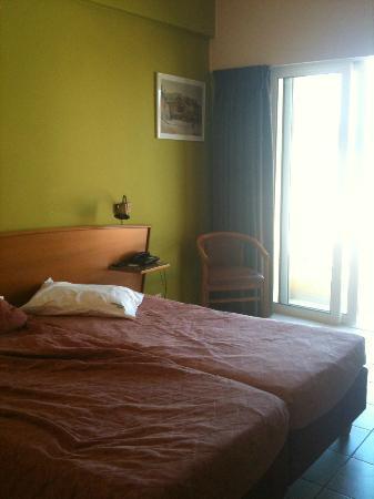 Evripides Hotel: My room