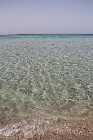 Vivosa Apulia Resort: mare caraibico