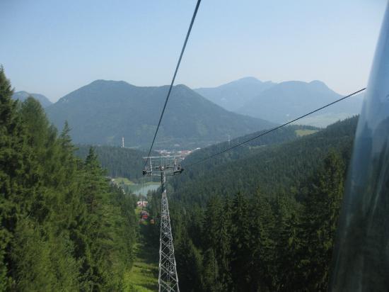 Rezort Apartmany Hrabovo: Ski lifts near hotel
