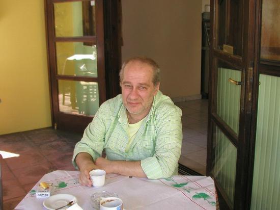 Restaurant Doloma: Янис Скоулакис
