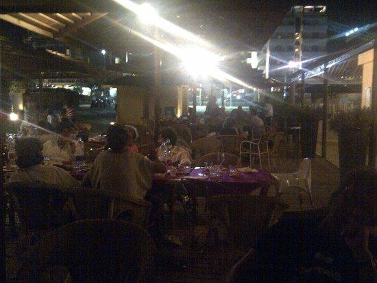 La Dolce Vita 34: Il ristorante (serata)