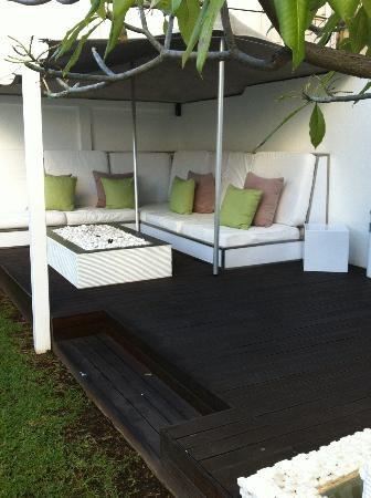 Villa Zest Boutique Hotel: giardino