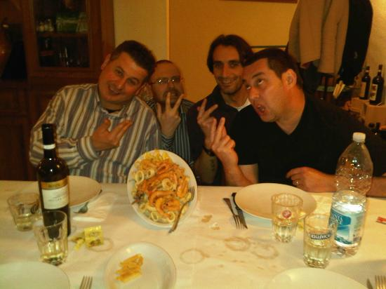 Albinia, İtalya: Ottimo ristorante