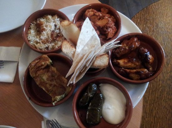 Seven Bar and Grill: Meze