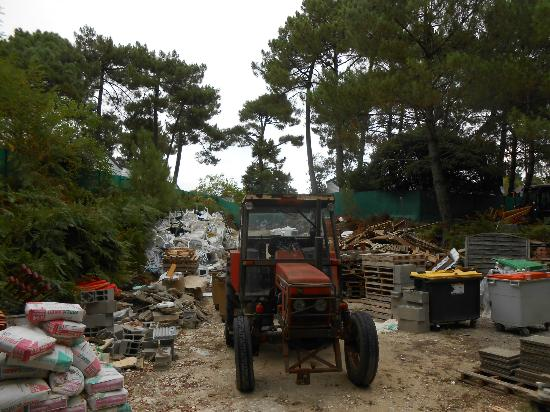 Camping Palmyre Loisirs : issue de secours