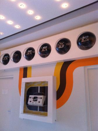 Villa Zest Boutique Hotel: hall