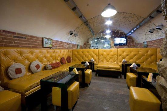 Atmosphera: lounge-hall