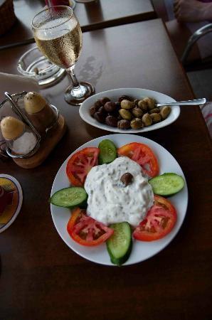 Heerlijke lokale gerechten