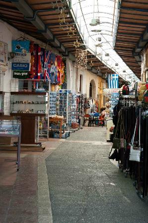 Lekker slenteren door de Bazaar