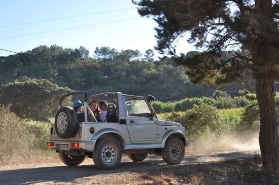 Algarve 4x4 Tour : Algarve 4x4
