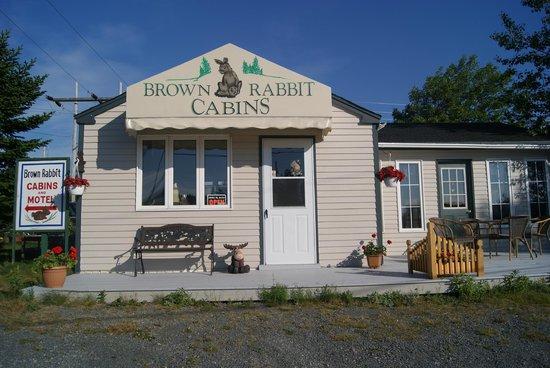 Brown Rabbit Cabins