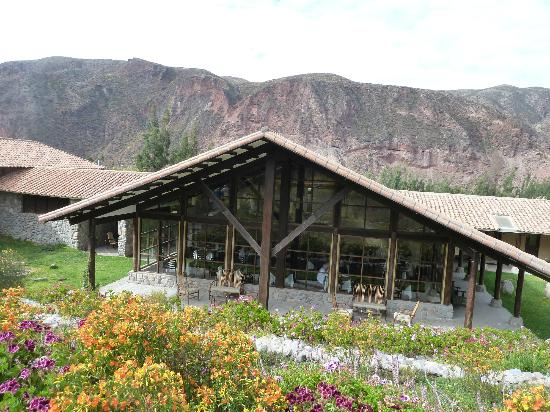Tierra Viva Valle Sagrado Urubamba: View of dining room