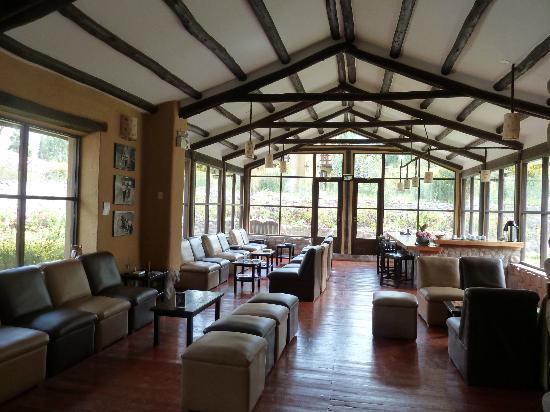 Inkallpa Valle Sagrado: Lobby