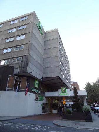 Holiday Inn London - Regent's Park: ホテル外観