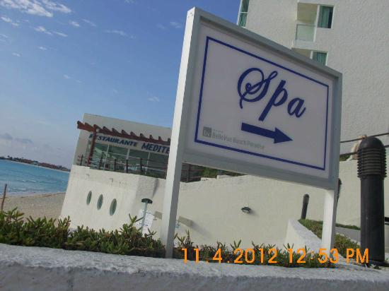 Oleo Cancun Playa: The Spa