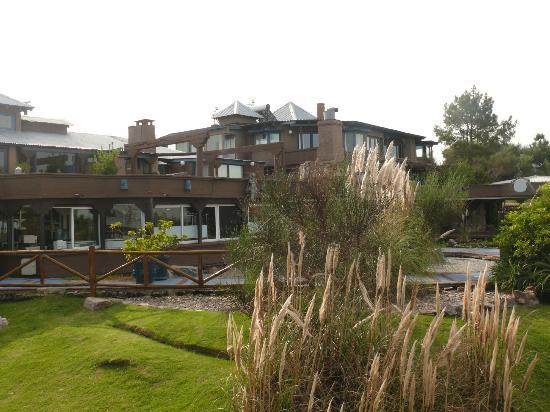 Hotel Art & Spa Las Cumbres: Fachada